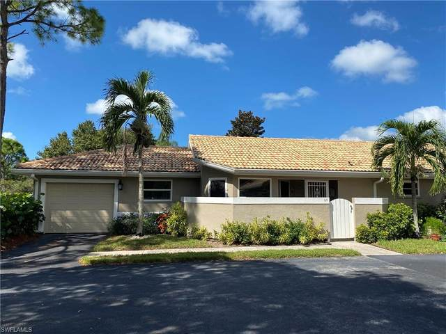 290 Emerald Bay Cir L1, Naples, FL 34110 (#220066842) :: The Dellatorè Real Estate Group