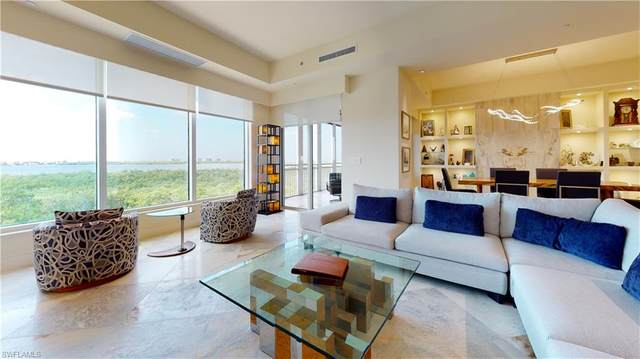 4851 Bonita Bay Blvd #502, Bonita Springs, FL 34134 (#220066863) :: The Dellatorè Real Estate Group