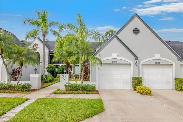 495 Veranda Way A204, Naples, FL 34104 (MLS #220066967) :: Eric Grainger | Engel & Volkers
