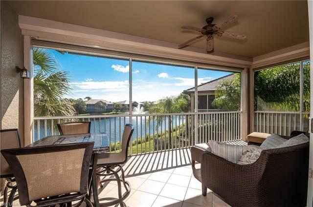 6618 Alden Woods Cir #202, Naples, FL 34113 (#220066972) :: The Dellatorè Real Estate Group