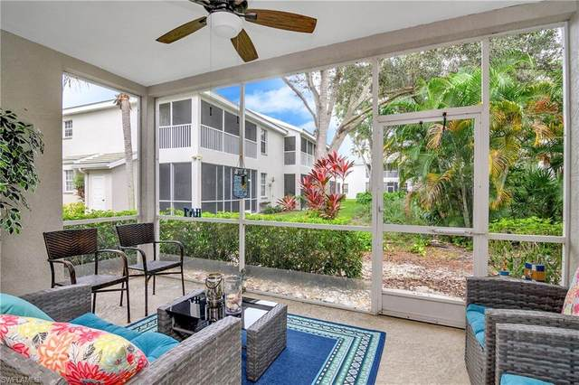 3730 Fieldstone Blvd 8-102, Naples, FL 34109 (#220066978) :: The Dellatorè Real Estate Group