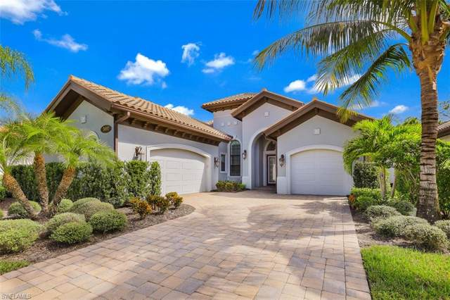 7497 Lantana Cir, Naples, FL 34119 (#220066980) :: The Dellatorè Real Estate Group