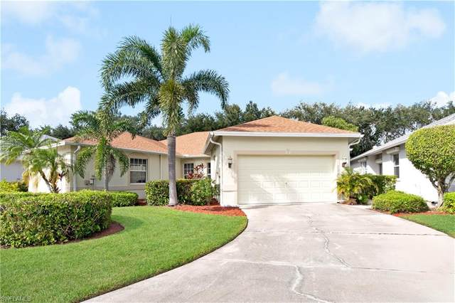 599 Crossfield Cir #35, Naples, FL 34104 (MLS #220066987) :: Uptown Property Services