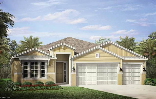 2120 Hickeys Creekside Dr, Alva, FL 33920 (#220066995) :: The Dellatorè Real Estate Group