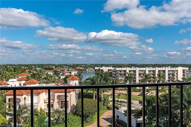 3951 Gulf Shore Blvd N #705, Naples, FL 34103 (MLS #220067007) :: The Naples Beach And Homes Team/MVP Realty
