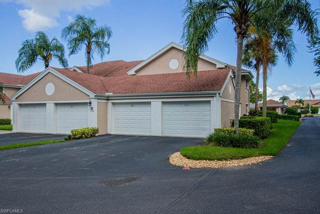 9828 Luna Cir H-104, Naples, FL 34109 (#220067099) :: The Dellatorè Real Estate Group