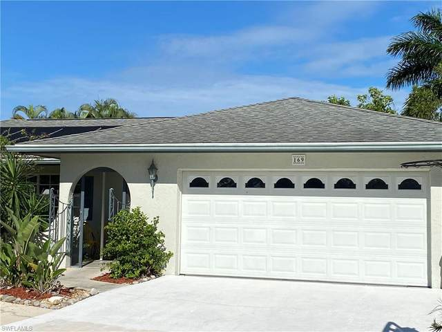 169 Heather Grove Ln, Naples, FL 34113 (MLS #220067136) :: NextHome Advisors