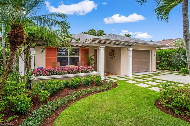 613 109th Ave N, Naples, FL 34108 (MLS #220067141) :: #1 Real Estate Services