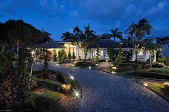 4236 Crayton Rd, Naples, FL 34103 (MLS #220067146) :: NextHome Advisors