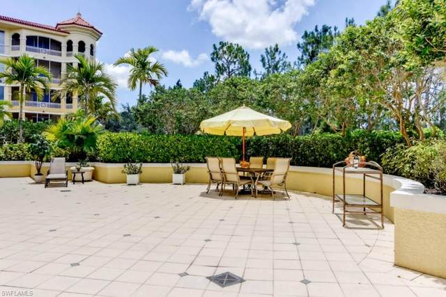 2728 Tiburon Blvd E A-102, Naples, FL 34109 (#220067147) :: Vincent Napoleon Luxury Real Estate