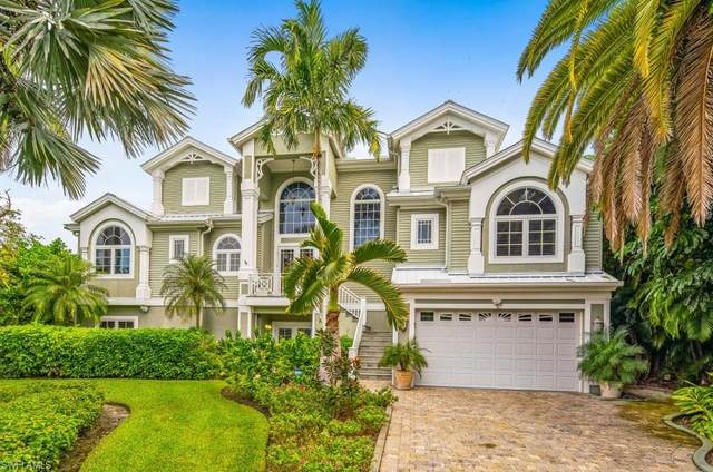 1206 Bay Dr, Sanibel, FL 33957 (#220067150) :: Equity Realty