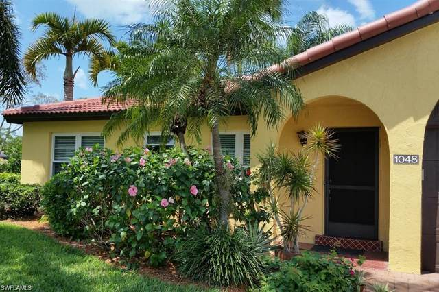 1048 Forest Lakes Dr 6A, Naples, FL 34105 (MLS #220067202) :: #1 Real Estate Services