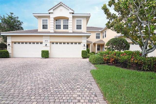 4934 Westchester Ct #3601, Naples, FL 34105 (#220067208) :: Vincent Napoleon Luxury Real Estate