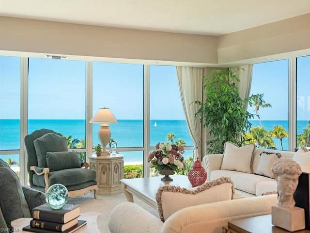 3991 Gulf Shore Blvd N #304, Naples, FL 34103 (MLS #220067418) :: Kris Asquith's Diamond Coastal Group