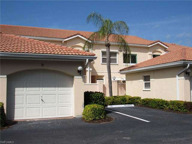 732 Woodshire Ln I5, Naples, FL 34105 (#220067549) :: Vincent Napoleon Luxury Real Estate