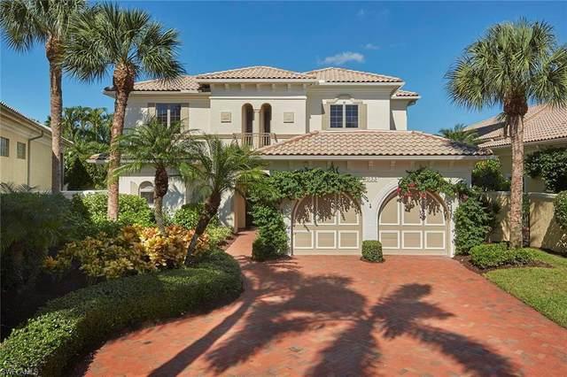 9033 Terranova Dr, Naples, FL 34109 (MLS #220067577) :: Palm Paradise Real Estate