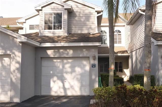 2820 Citrus Lake Dr T-102, Naples, FL 34109 (MLS #220067630) :: Palm Paradise Real Estate