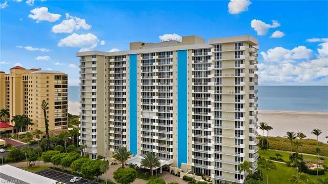 140 Seaview Ct #1105, Marco Island, FL 34145 (#220067652) :: The Dellatorè Real Estate Group
