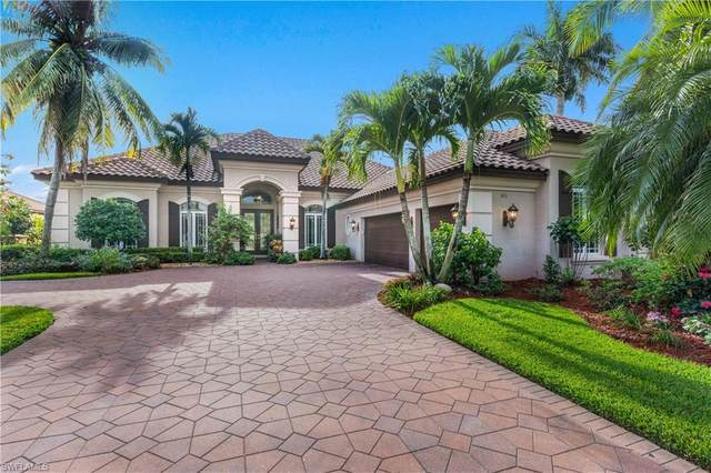 8411 Mallow Ln, Naples, FL 34113 (#220067724) :: Vincent Napoleon Luxury Real Estate