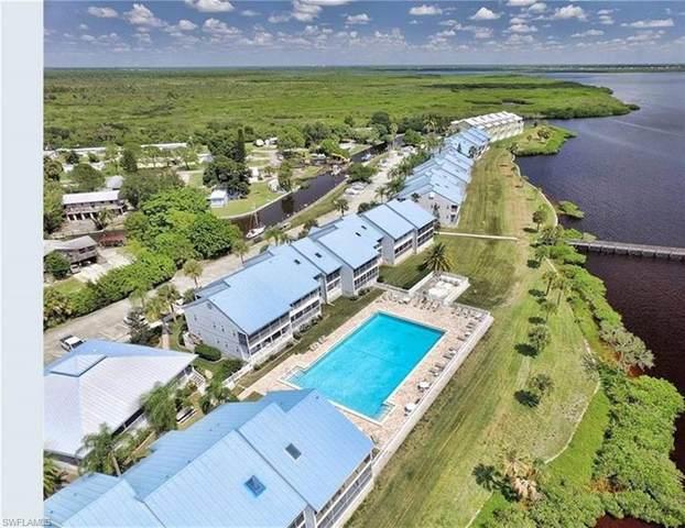 4410 Warren Ave #116, Port Charlotte, FL 33953 (MLS #220067727) :: Avantgarde