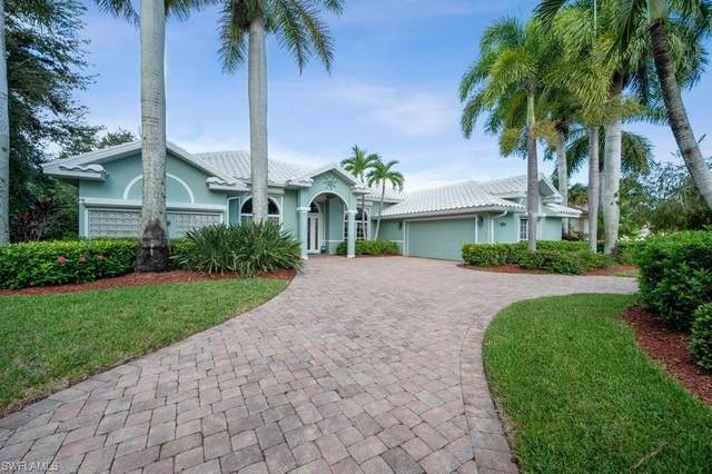 11767 Longshore Way E, Naples, FL 34119 (#220067738) :: Vincent Napoleon Luxury Real Estate