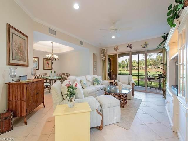 2838 Tiburon Blvd E #101, Naples, FL 34109 (#220067742) :: Vincent Napoleon Luxury Real Estate
