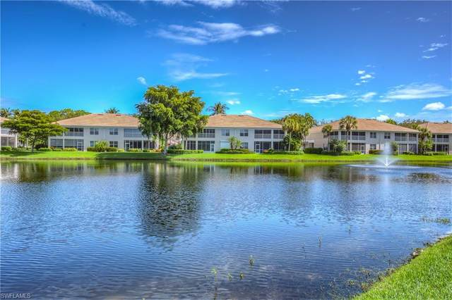 930 Carrick Bend Cir #801, Naples, FL 34110 (#220067780) :: Vincent Napoleon Luxury Real Estate