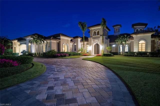 13880 Williston Way, Naples, FL 34119 (#220067975) :: The Dellatorè Real Estate Group