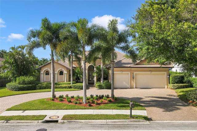625 Mooring Line Dr, Naples, FL 34102 (MLS #220068007) :: Uptown Property Services