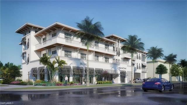 101 8th St S #206, Naples, FL 34102 (#220068082) :: Vincent Napoleon Luxury Real Estate