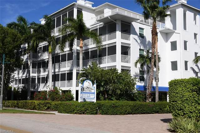 140 Palm St #205, Marco Island, FL 34145 (#220068210) :: The Dellatorè Real Estate Group