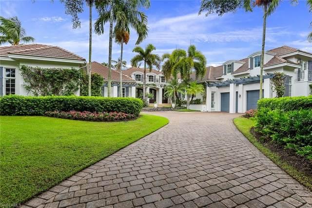 255 Little Harbour Ln, Naples, FL 34102 (MLS #220068327) :: #1 Real Estate Services