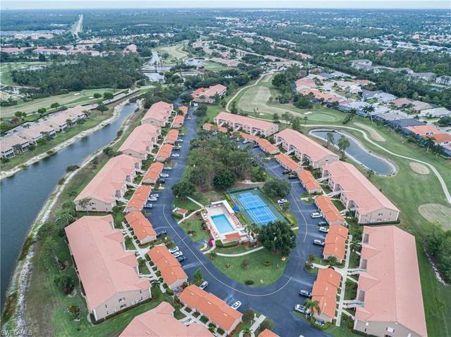 725 Saratoga Cir A-106, Naples, FL 34104 (MLS #220068349) :: Uptown Property Services