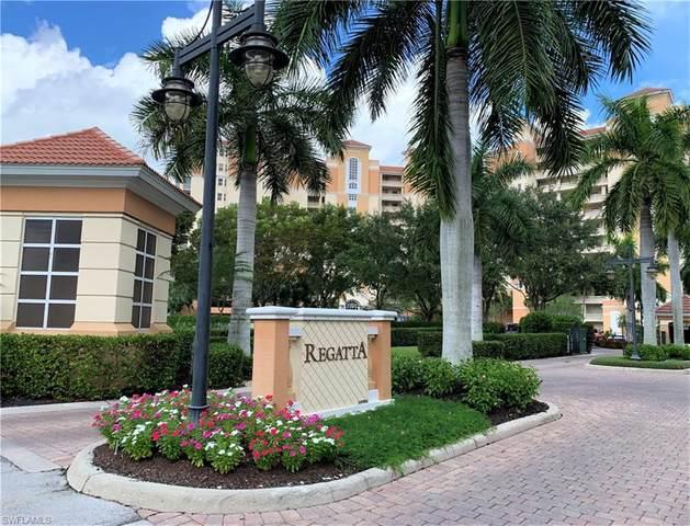 400 Flagship Dr #808, Naples, FL 34108 (MLS #220068452) :: Kris Asquith's Diamond Coastal Group