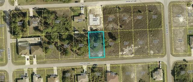 2922 21st St SW, Lehigh Acres, FL 33976 (MLS #220068480) :: Team Swanbeck