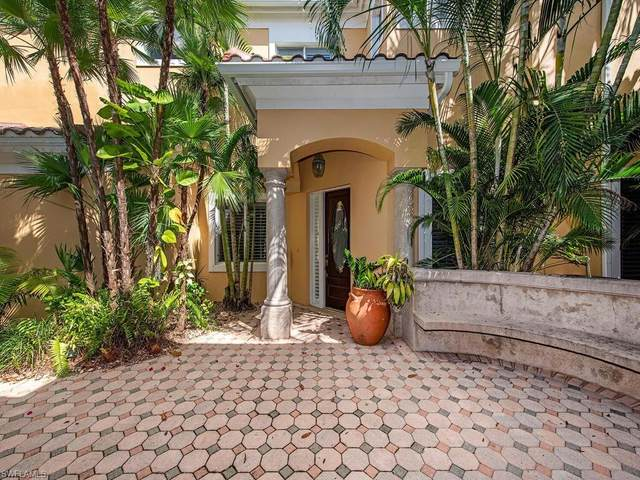 605 Via Mezner #1601, Naples, FL 34108 (MLS #220068516) :: #1 Real Estate Services