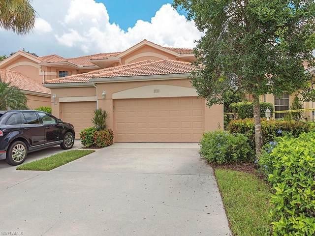 2033 Crestview Way #101, Naples, FL 34119 (#220068517) :: The Dellatorè Real Estate Group