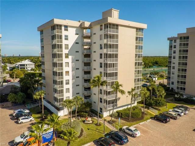 5800 Bonita Beach Rd #501, Bonita Springs, FL 34134 (MLS #220068520) :: Team Swanbeck