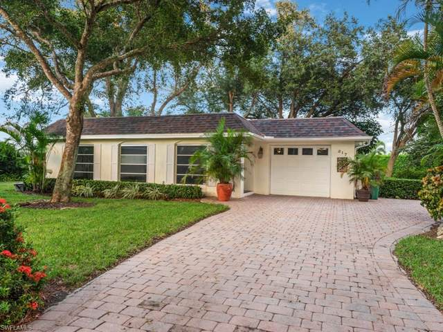 217 Yorkshire Ct #2, Naples, FL 34112 (MLS #220068544) :: Domain Realty