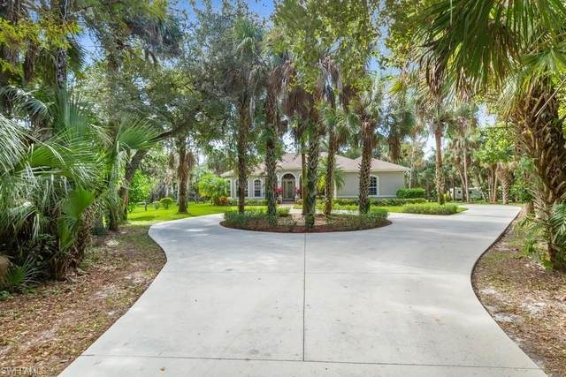 710 20th Ave NW, Naples, FL 34120 (MLS #220068566) :: #1 Real Estate Services