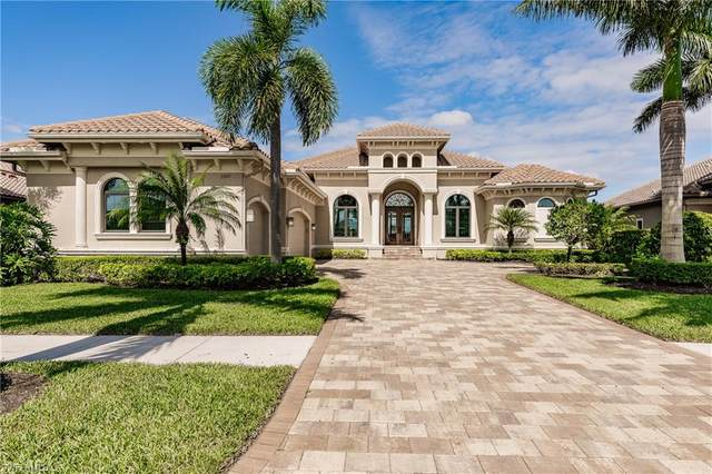 11927 Hedgestone Ct, Naples, FL 34120 (#220068629) :: Vincent Napoleon Luxury Real Estate