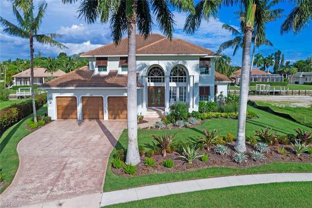 981 E Inlet Dr, Marco Island, FL 34145 (MLS #220068636) :: The Naples Beach And Homes Team/MVP Realty