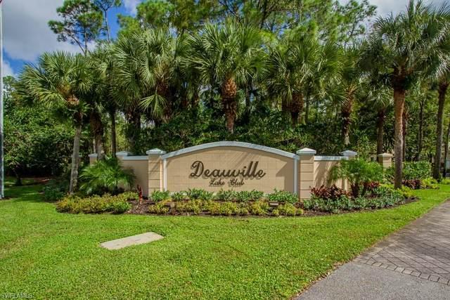 5754 Deauville Cir E307, Naples, FL 34112 (MLS #220068683) :: Florida Homestar Team