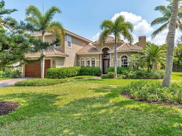 1220 11th St N, Naples, FL 34102 (MLS #220068716) :: Domain Realty