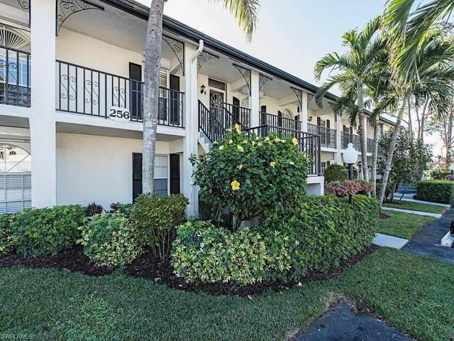 256 Deerwood Cir 11-8, Naples, FL 34113 (#220068756) :: Vincent Napoleon Luxury Real Estate