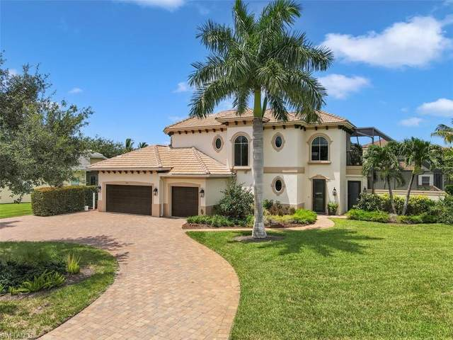 330 Saddlebrook Ln, Naples, FL 34110 (MLS #220069001) :: Domain Realty