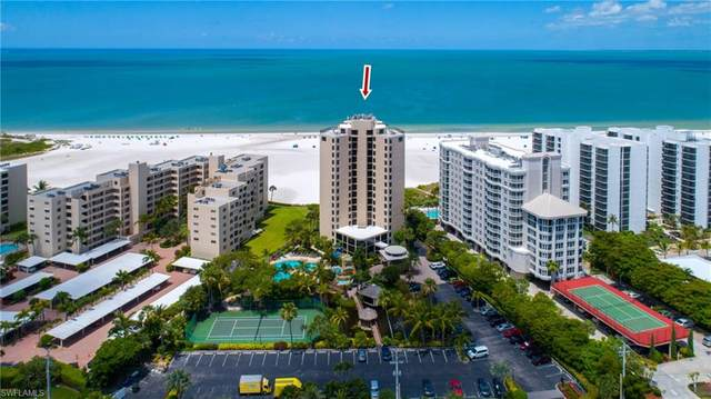 6640 Estero Blvd #703, Fort Myers Beach, FL 33931 (MLS #220069046) :: Clausen Properties, Inc.