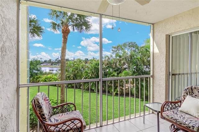 1001 Foxfire Ln #208, Naples, FL 34104 (#220069073) :: The Michelle Thomas Team