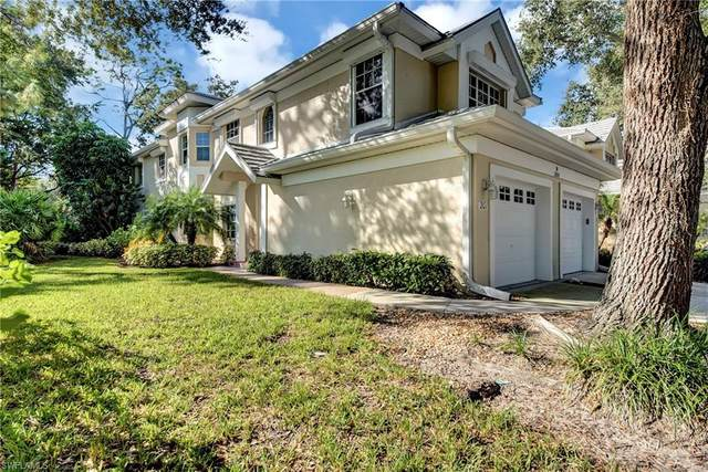 2868 Aintree Ln M201, Naples, FL 34112 (MLS #220069119) :: The Naples Beach And Homes Team/MVP Realty