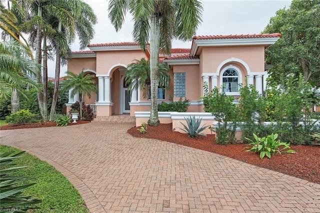2089 Kingfish Rd, Naples, FL 34102 (MLS #220069161) :: The Naples Beach And Homes Team/MVP Realty